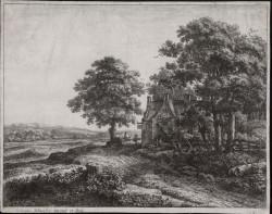 Waterloo - Linden Tree before an Inn
