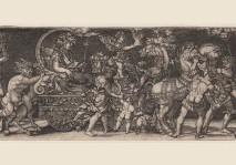 Allaert Claesz - Triumph of Bacchus