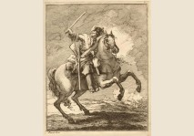 Charles Parrosel - Set of Cavalryman