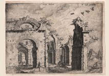 Baths of Diocletian  -1562