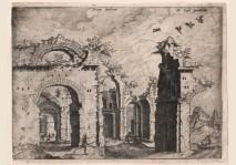 Baths of Diocletian  -1562
