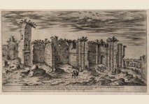 Du Perac - Terme di Caracalla 1