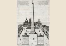Speculum Romanae - Piazza del Popolo