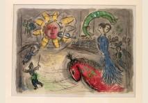 Chagall-Le Cirque