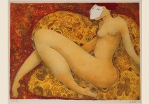 Le Kniff - Female Nude