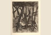 Chagall- Loups et Brebis