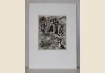 Chagall- Obséques de la lionne