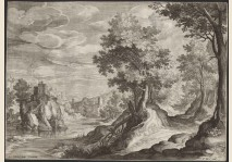 Paulus Bril -  Landscape