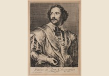 Anthony Van Dyck - Paulus Pontius
