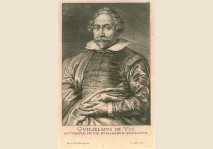 Anthony Van Dyck - Guillaume de Vos