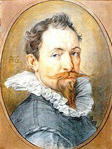 Goltzius portrait