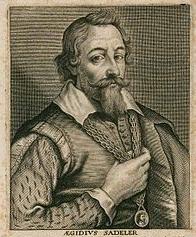 Aegidius Sadeler - Portrait